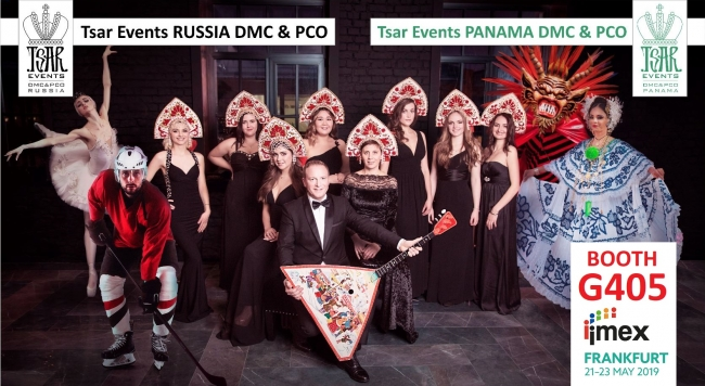 SO/ Sofitel St. Petersburg will join Tsar Events Russia DMC & PCO during IMEX 2019