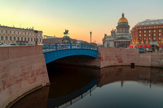 St. Petersburg hotels to charge tourist tax from foreigners