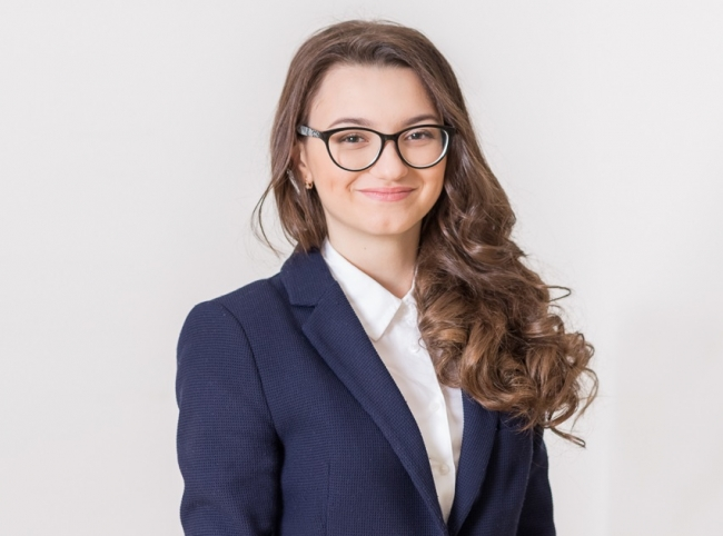 Ekaterina Antonova, Tsar Events' Project Manager Assistant, has won 2019 Linda Thompson Memorial Scholarship.