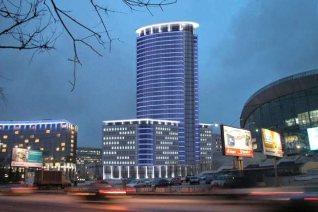New hotel Radisson Blu Olympiyskiy was opened in Moscow