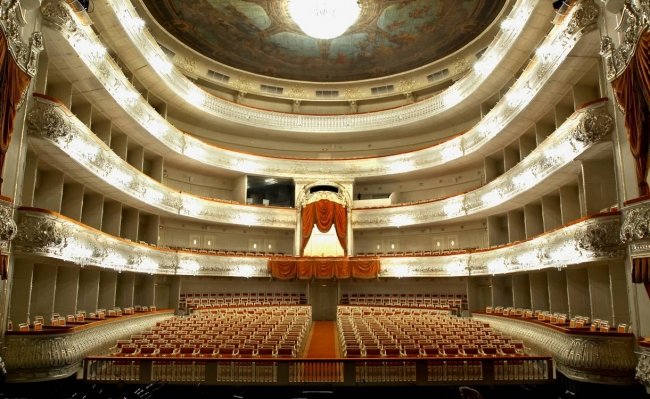 St. Petersburg will host XI Theater Olympics in 2019