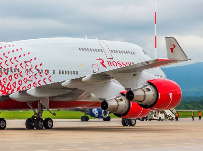 Rossia Airlines launched flights to Geneva, Barcelona and Sofia in the winter season