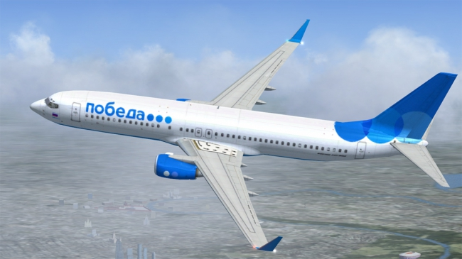 Pobeda airline is going to fly from St. Petersburg to Spain, Italy and Germany