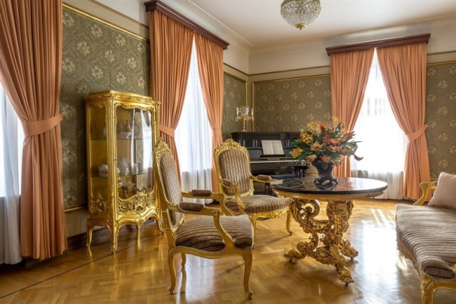Moscow Metropol Hotel Presented new renovated rooms