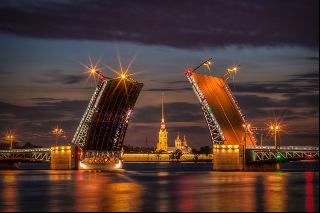 "Unique new festival ""Singing Bridges"" starts in St.Petersburg  this week"