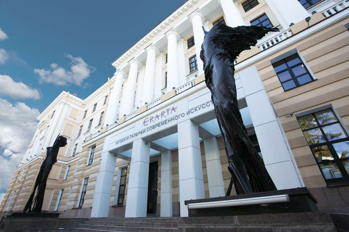 Erarta St. Petersburg Museum of Contemporary Art will be reopened for visitor with 9 new exhibitions on 02nd of September.
