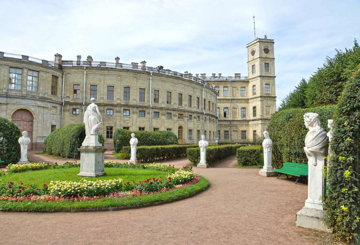Rooms of Nicholas I will be opened in the Gatchina Palace after 10 Years of restoration!