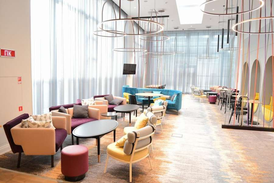The second Hilton WorldWide hotel opens in Krasnodar