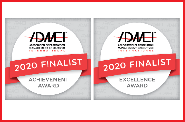 Tsar Events Russia DMC & PCO has become 2020 ADMEI Award Finalist in two nominations