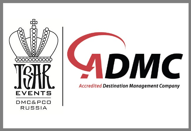 Tsar Events DMC & PCO has become the first Russian DMC to earn Accredited Destination Management Company designation