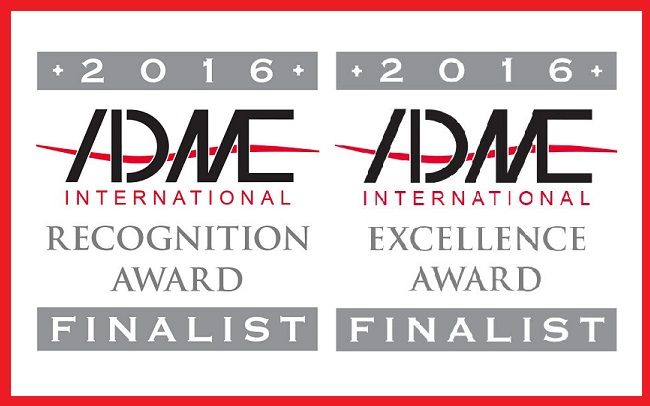 Tsar Events DMC & PCO was selected as a finalist for the 2016 ADMEI Achievement Awards in two nominations!