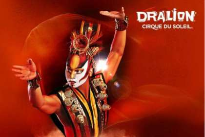 DRALION BY CIRQUE DU SOLEIL WILL BE IN ST. PETERSBURG IN JANUARY 2014