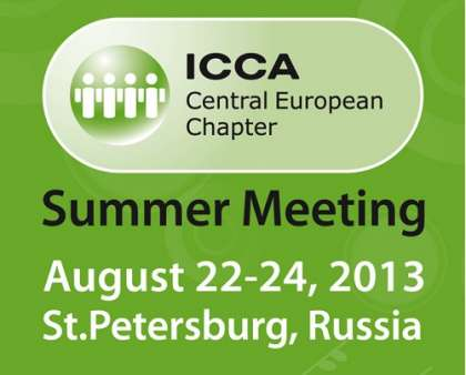 RUSSIA IS TO HOST THE SUMMER SESSION OF THE ICCA CENTRAL EUROPEAN CHAPTER FOR THE FIRST TIME