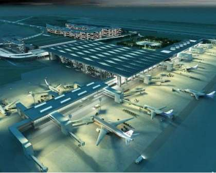 NEW PULKOVO TERMINAL WILL BE OPENED ON NOVEMBER 29