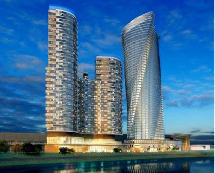 MOSCOW MARRIOTT HOTEL CROCUS CITY WAS ANNOUNCED TO BE OPENED IN 2016