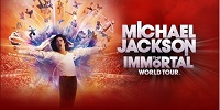 MICHAEL JACKSON THE IMMORTAL WORLD TOUR BY CIRQUE DU SOLEIL WILL BE IN MOSCOW IN JANUARY 2013