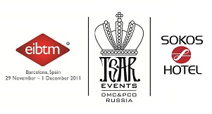 TSAR EVENTS  & Sokos HOTELS will share stand DURING EIBTM
