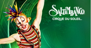 Russia hosts Cirque du Soleil'S Saltimbanco show in November