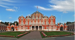 PETROVSKY ROAD PALACE IN MOSCOW IS NOW OPENED FOR TOURISTS