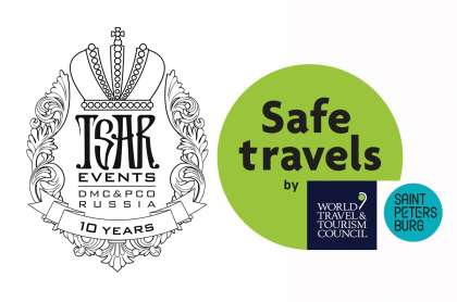 Tsar Events Russia DMC & PCO has got #SafeTravel Global Safety Stamp