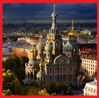 "Guardian included St.Petersburg to ""Where to go on holiday 2017"" Hot List"""