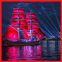 The Scarlet Sails 2016 has won two EuBea Prizes during International Festival of Events and Live Communication