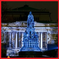 St. Petersburg Festival of Lights 2016 will take place on Friday, 04th of November at St. Isaack Square