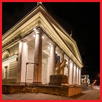 St. Petersburg Manege Central Exhibition Hall was opened after long restoration