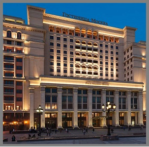 FOUR SEASONS HOTELS & RESORTS IS OPENING NEW HOTEL IN MOSCOW 30TH OF OCTOBER 2014